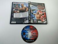 WWE Smackdown VS RAW 2007 PS2 THQ 2006
