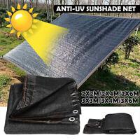 Garden Sunscreen Net Sunblock Shade Net Plant Car Cover Anti UV Sunshade Outdoor