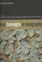 Key Concepts in Geography, Paperback by Clifford, Nicholas J. (EDT); Holloway...
