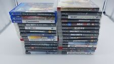 Lot of 26 Official Playstation 3 & 3 PS4 Game Cases & Artwork ONLY - NO GAMES