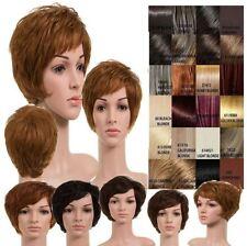 Bob Short Wavy Wigs & Hairpieces