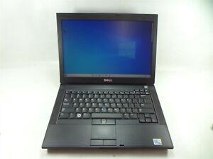 """Dell E6400 14"""" Laptop 2.53GHz C2D 4GB DDR2 160GB HDD Win 10 (Grade A No Webcam)"""