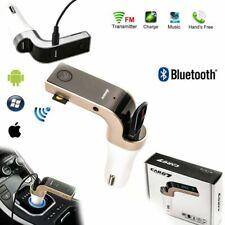 👉 G7 Bluetooth Wireless Car Radio FM Transmitter USB Charger Mp3 Player  𝕌𝕊𝔸