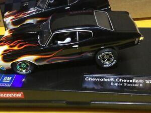 Carrera 72 Chevelle Super Stocker 1/32 slot car