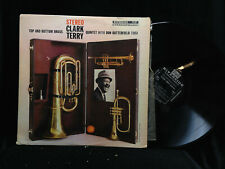 Clark Terry Quintet-Top and Bottom Brass-Riverside 1137-STEREO