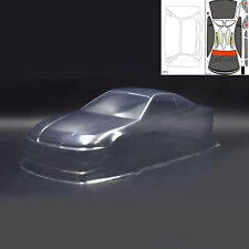 1/10 RC Car PVC Clear Body 190mm Nissan s15 GTSR GTR Tamiya 43