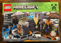 BRAND NEW Lego 21124 MINECRAFT - THE END PORTAL - FACTORY SEALED BOX CAVE SPIDER