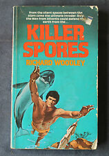Killer Spores - Richard Woodley