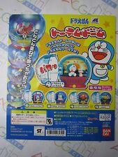 Anime Comic Manga Doraemon Dom Gashapon Toy Machine Paper Card Bandai Japan