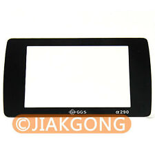 GGS LCD Screen Protector glass for SONY Alpha 290 a290