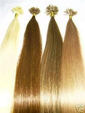 "HUMAN HAIR EXTENSIONS 18""EUROPEAN REMY U-TIP 100 PIECES"