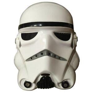 Star Wars Kunststoff Maske Stormtrooper federleicht perfekter Sitz gute Sicht