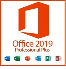 OFFICE 2019 PRO PLUS LIFETIME LICENSE KEY FAST DELIVERY Fast