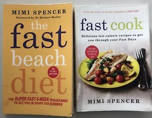 The Fast Beach Diet & Fast Cook (Eat Well & Feel Full 5.2 Diet) by Mimi Spencer