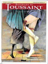 Convard / Dermaut . SOUVENIRS DE TOUSSAINT .  PIED DE BOUC . Edition originale