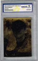 2004 David Wright Merrick Mint  Gold Rookie  Gem Mint 10