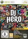 DJ Hero (Game Only) (Xbox 360) - Free Postage - UK Seller