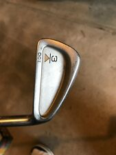 Titleist DCI Gold Single 3 Iron Steel Shaft Right Hand MS-209 Stiff Steel Shaft
