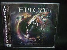 EPICA The Holographic Principle + 1 JAPAN CD Delain After Forever Karmaflow