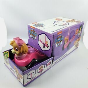 Paw Patrol Skye 3d Scooter with 3 wheels and tilt to turn