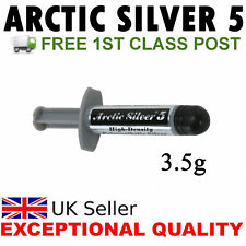 Arctic Silver 5 Thermal Compund Paste Grease CPU Heatsink Syringe RROD 3.5g