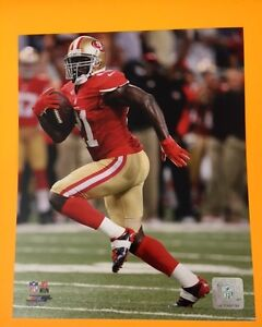 Frank Gore San Francisco 49ers unsigned 8x10 photo Fully Licensed