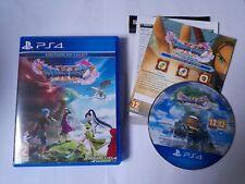 Dragon Quest XI ecos de una evasiva Edad Edición de luz Reino unido PS4 Juego Completo