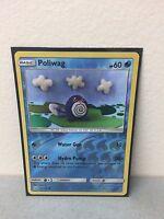 Pokemon Single Cards - Sun and Moon Base Set - 30/149 Poliwag Reverse Holo
