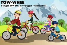 Tow-Whee Kids biking tow bungee