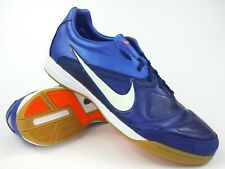 Nike Mens Rare CTR360 LIBRETTO ll IC 429534-414 Blue Indoor Soccer Shoes Size 8