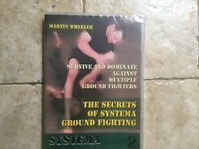 """Russian Martial Art Dvd: """"Secrets of Systema Ground Fighting"""" by Martin Wheeler"""