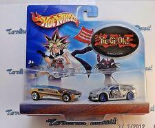 "Hot Wheels Yu-Gi-Oh! 2-Pack ""MAGICIAN Of BLACK CHAOS"" & ""SUMMONED SKULL"" ~ X6"