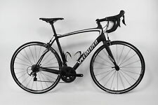 Specialized Roubaix SL4 Expert Ultegra Carbon Bike Satin Carbon/White/Char, 56cm