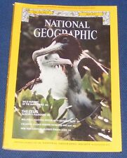 NATIONAL GEOGRAPHIC MAGAZINE MAY 1977 - CELTS/MALAYSIA/MANGROVES/FINGER LAKES