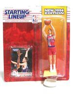 Starting Lineup Action Figure Shawn Bradley Philadelphia 76ers 1994 NBA Kenner