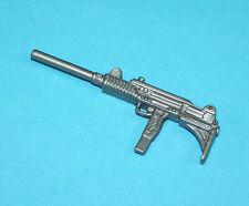 THE CORPS! ORIGINAL SPARE PART FOX GUNNER O GRADY MACHINE GUN 1980s LANARD TOYS