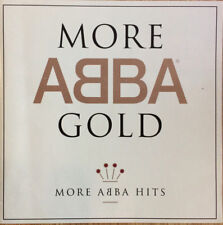 """ABBA """"More ABBA Gold"""" 1993 20Trk Remastered CD *I Am The City (Never Released)"""