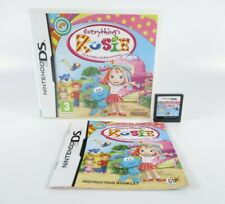 Everything's Rosie Nintendo DS Complete With Manual Educational Video Game