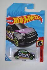 2018 Hotwheels - Fiat 500