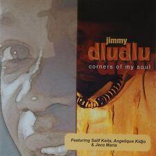 Jimmy Dludlu - Corners Of My Soul (CD 2005 Universal South Africa) Near MINT