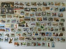 100 Different Mozambique Stamp Collection