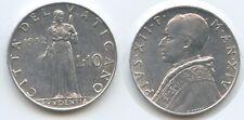 G12976 - Vatikan 10 Lire 1952-XIV KM#52.1 Pius XII.1938-1958 Vatican City