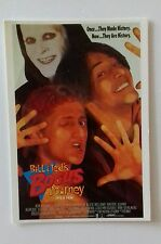 "MOVIE POSTCARD - Bill & Ted's Bogus Journey 6""X4"" Movie Film Postcard Lot 1"