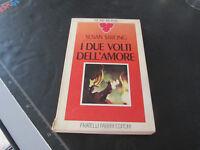 El Due Volti Dell 'Amor Susan Strong Rose Rojas Fabbri Editores 1974