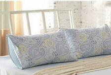 Pastoral color Set of 2 Pillow Case Super Soft Premium Set Standard Queen  New