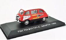 """Fiat 750 Multipla """"Abarth"""" 1960 (1:43 / EM05)"""