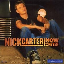 Nick Carter Now or never (2002)  [CD]