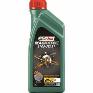 Castrol Magnatec 5w30 C3 Engine Oil, 1 Litre - 2 Packs 2 Litres