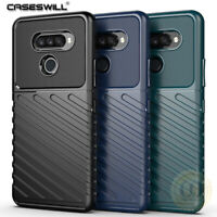 For LG K50S Case Caseswill Premium Shockproof Flexible TPU Protective Cover