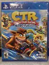 Crash Team Racing - Nitro Fueled Edition - PlayStation 4. Brand new